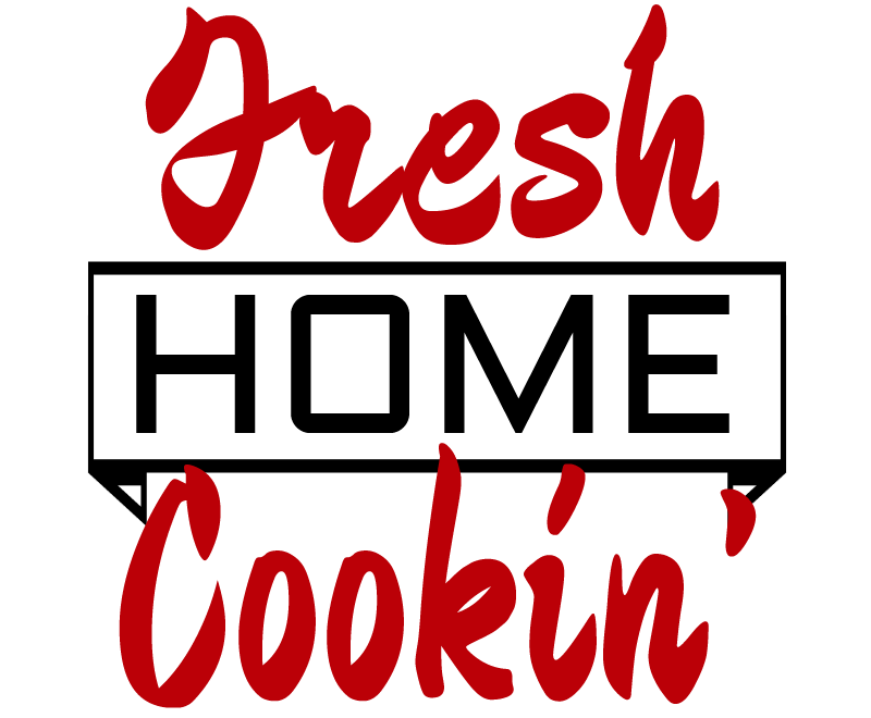 Fresh Home Cookin' White Image